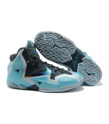 Баскетбольные кроссовки Nike Zoom LeBron XI Sky (Найк Зоом Леброн)