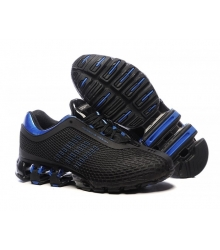 Кроссовки Adidas Porsche Design Run Bounce (Адидас Порше Дизайн) Black/Blue