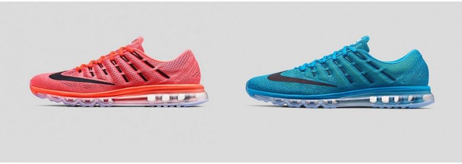 Спортивные кроссовки Nike Air Max 2016 (Найк Аир Макс 2016)