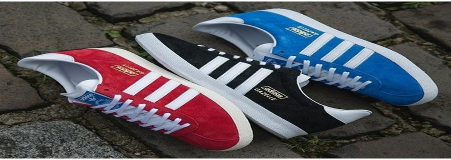 Кроссовки Adidas Gazelle (Адидас Газелле)