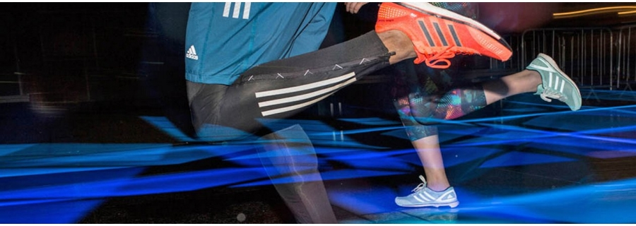 Кроссовки Adidas Marathon Flyknit (Адидас Марафон Флайкнит)