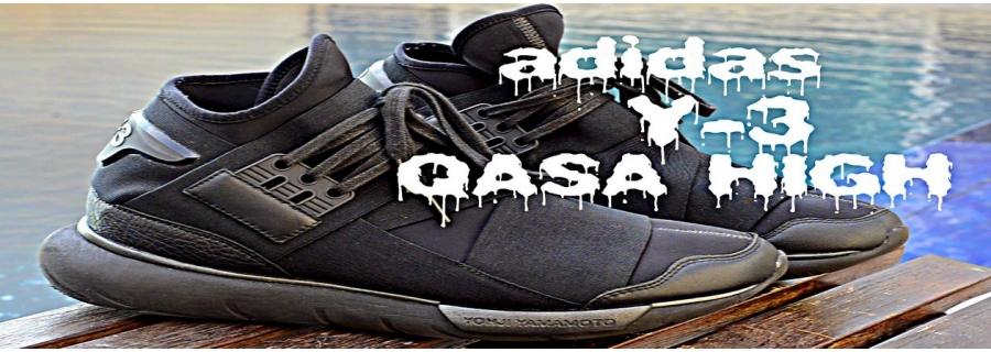 Кроссовки Adidas Yohji Yamamoto 3 (Адидас Йоджи Ямамото)