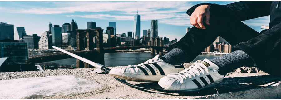 Кроссовки Adidas Superstar (Адидас Суперстар)