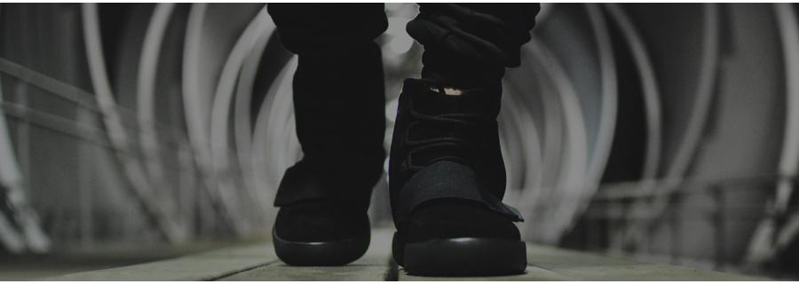 Кроссовки Adidas Yeezy Boots 750  (Адидас Изи Бутс 750)