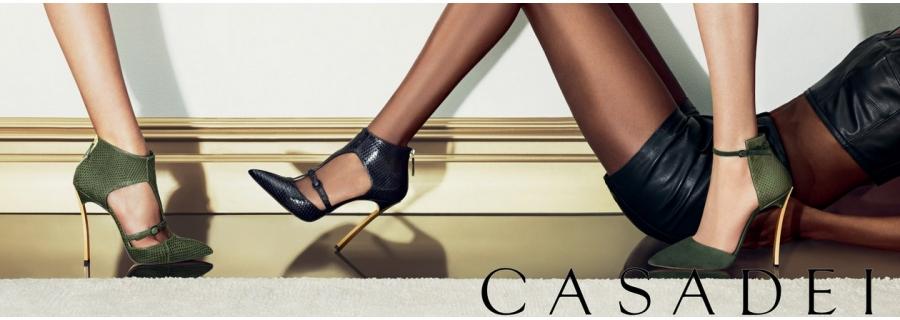 Casadei (Касадей) обувь в Москве.