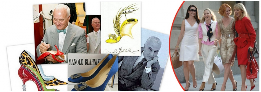 Manolo Blahnik (Маноло Бланик) обувь в Москве.