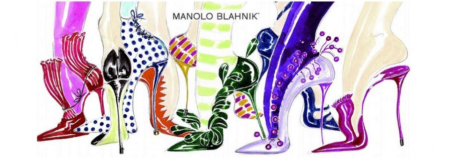 Женская обувь Manolo Blahnik (Маноло Бланик)