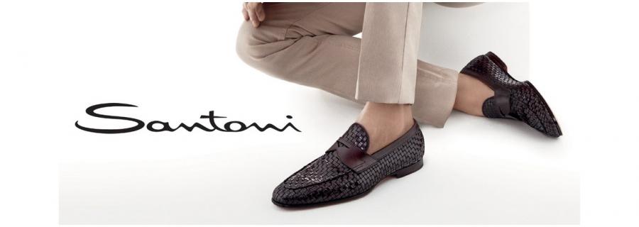 Santoni (Сантони) обувь в Москве.