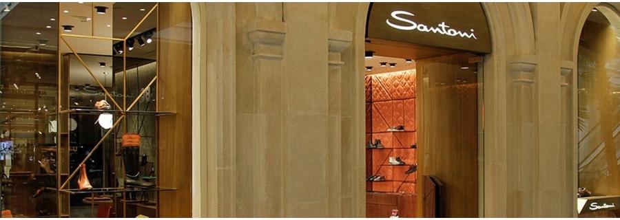 Мужская обувь Santoni (Сантони)