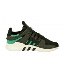 Кроссовки мужские Adidas Equipment (Адидас Экьюпмент) Black Green