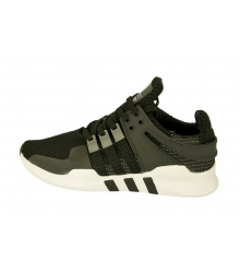 Кроссовки мужские Adidas Equipment (Адидас Экьюпмент) Support Black/White