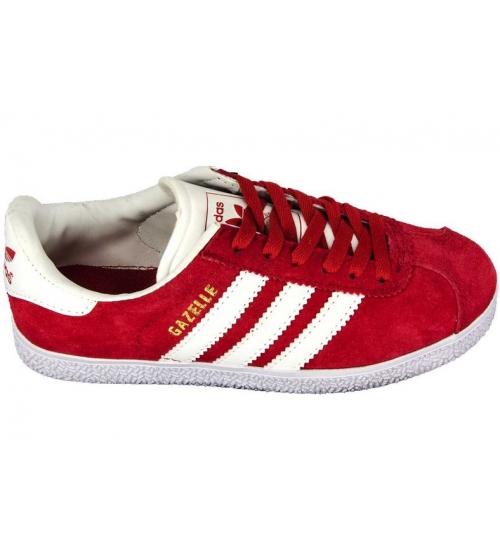 Кеды Adidas Gazelle (Адидас Газели) Red