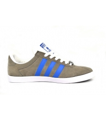 Кроссовки Adidas Gazelle Skull Edidtion Grey/Blue