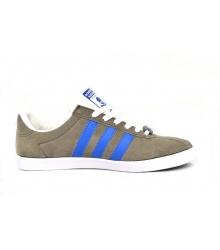 Кроссовки Adidas Gazelle Skull Edidtion Grey/Blue