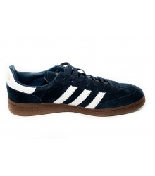 Мужские кроссовки Adidas Hamburg (Адидас Гамбург) Blue