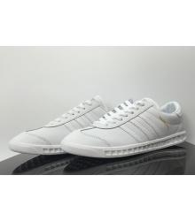 Кроссовки женские Adidas Hamburg Full (Адидас Гамбург) White