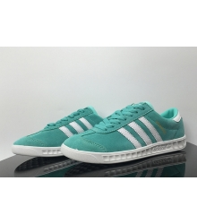 Кроссовки женские Adidas Hamburg (Адидас Гамбург) Green