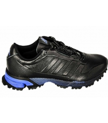 Кроссовки Adidas Marathon (Адидас Марафон) Black/Leather