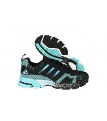 Кроссовки Adidas Marathon Flyknit Black/Blue