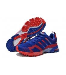 Кроссовки Adidas Marathon Flyknit Blue/Red
