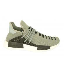 Кроссовки Adidas NMD Human Race (Адидас Хуман Расе) летние Grey