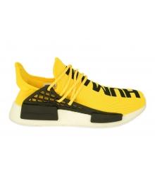 Кроссовки Adidas NMD Human Race (Адидас Хуман Расе) летние Yellow