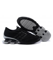 Кроссовки Adidas Porsche Design Bounce S4 (Адидас Порше Дизайн) Black/Grey