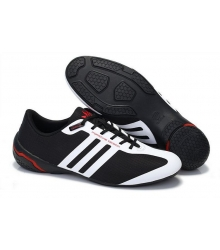 Кроссовки Adidas Porsche Design Formotion Black/Red/White