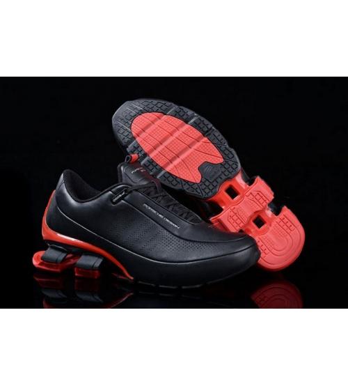Кроссовки Adidas Porsche Design P5000 Sport (Адидас Порше Дизайн) Black/Red
