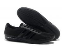Кроссовки Adidas Porsche Design S3 Pret (Адидас Порше Дизайн) Black