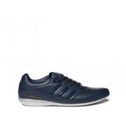Кроссовки Adidas Porsche Design TYP 64 (Адидас Порше Дизайн) кожаные Blue