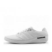 Кроссовки Adidas Porsche Design TYP 64 (Адидас Порше Дизайн) кожаные White