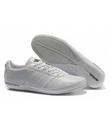 Кроссовки Adidas Porsche Design Classic (Адидас Порше Дизайн Классик)  White