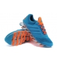 Кроссовки Adidas SpringBlade (Адидас СпрингБлейд) Ligth Blue/Orange
