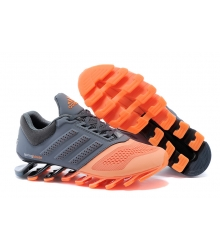 Кроссовки Adidas SpringBlade 2015 Ligth Grey/Orange