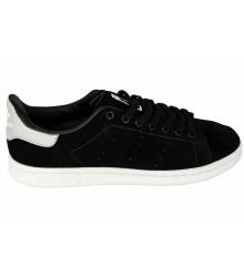 Кроссовки Adidas Stan Smith (Адидас Стэн Смит) Black