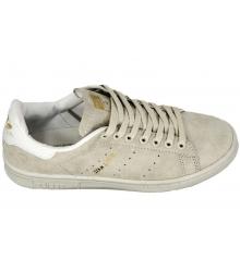 Кроссовки мужские Adidas Stan Smith (Адидас Стэн Смит) Grey/White