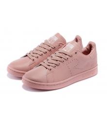 Кроссовки женские Adidas Stan Smith (Адидас Стэн Смит) Light Pink