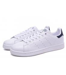 Кроссовки Adidas Stan Smith (Адидас Стэн Смит) White\Black