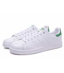 Кроссовки Adidas Stan Smith (Адидас Стэн Смит) White\Green