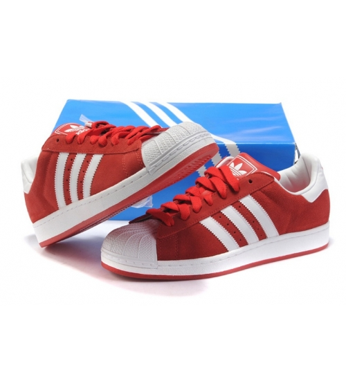 69c6e4c7 Кроссовки Adidas Superstar Red/White
