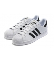 Кроссовки Adidas Superstar White/Black