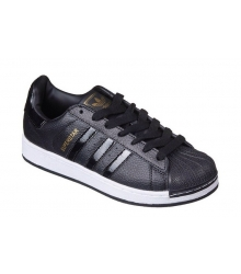 Кроссовки Adidas Superstar (Адидас Суперстар) White/Black