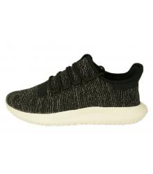Кроссовки Adidas Tubular (Адидас Тубуляр) Black/Grey