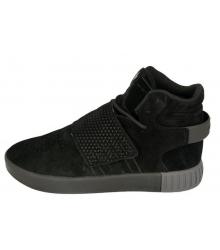 Кроссовки Adidas Tubular Invader (Адидас Табулар Инвадерс) Black