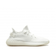Кроссовки женские Adidas (Адидас) Yeezy Boost 350 v2 Cream White