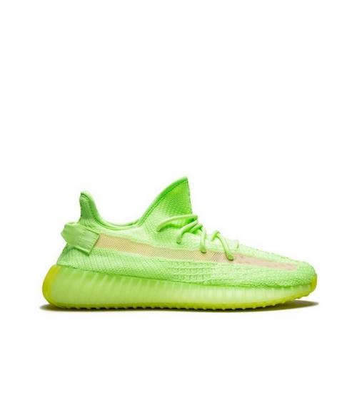 Кроссовки мужские Adidas (Адидас) Yeezy Boost 350 v2 Green