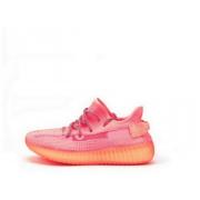 Кроссовки женские Adidas (Адидас) Yeezy Boost 350 v2 Pink