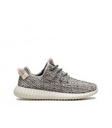 Кроссовки женские Adidas (Адидас) Yeezy Boost 350 v2 White//Black