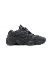 Кроссовки мужские Adidas (Адидас) Yeezy Boost 500 Black